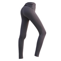 Women Anti-Cellulite Compression Yoga Pants High Waist Strappy Back Leggings Running Jogging Leggings Stretchy Trousers