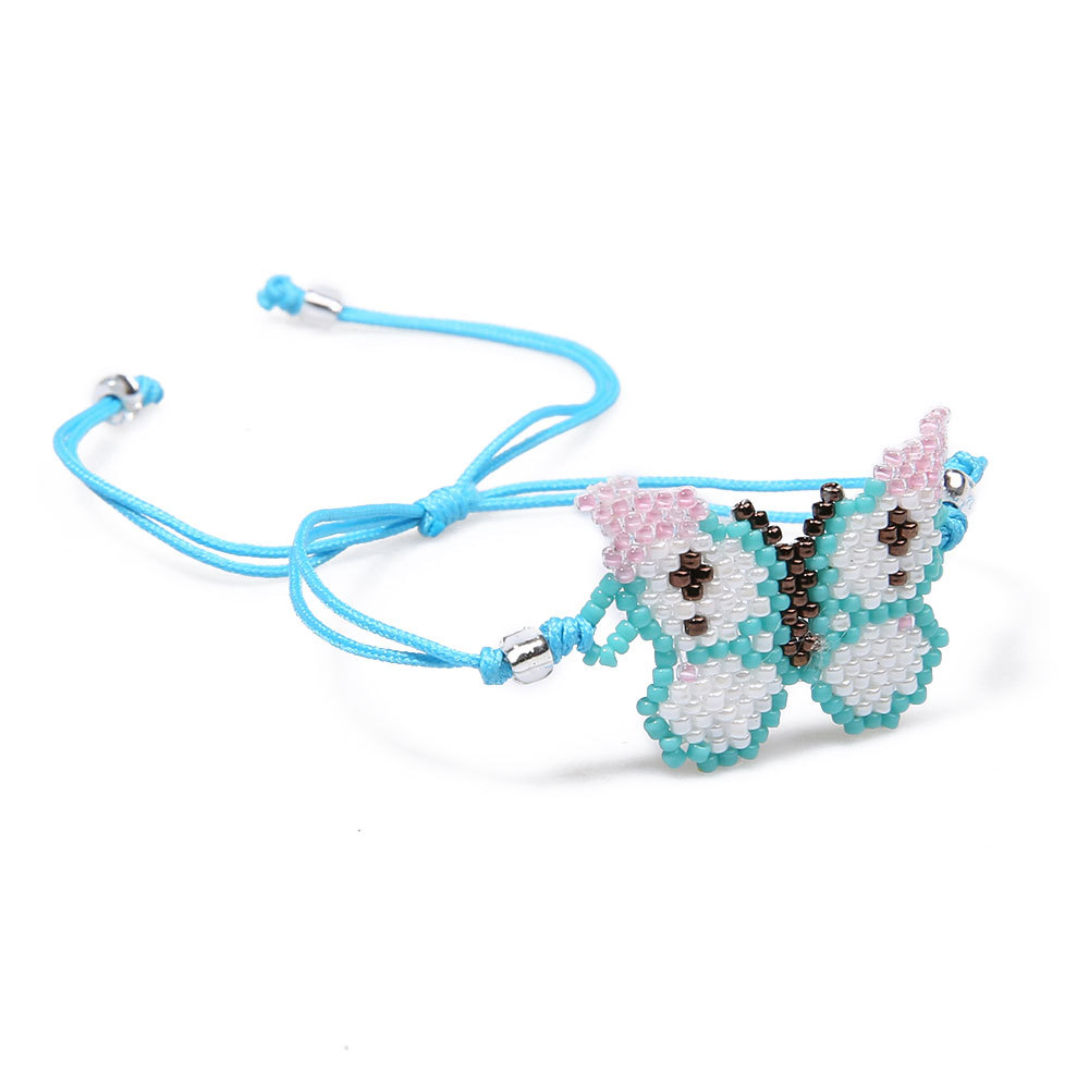 KDB2885 wholesale fashion latest owl rope bracelet