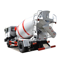 HOWO Concrete Mixer Truck, Cement Mixer Truck 10-12m3 factory price