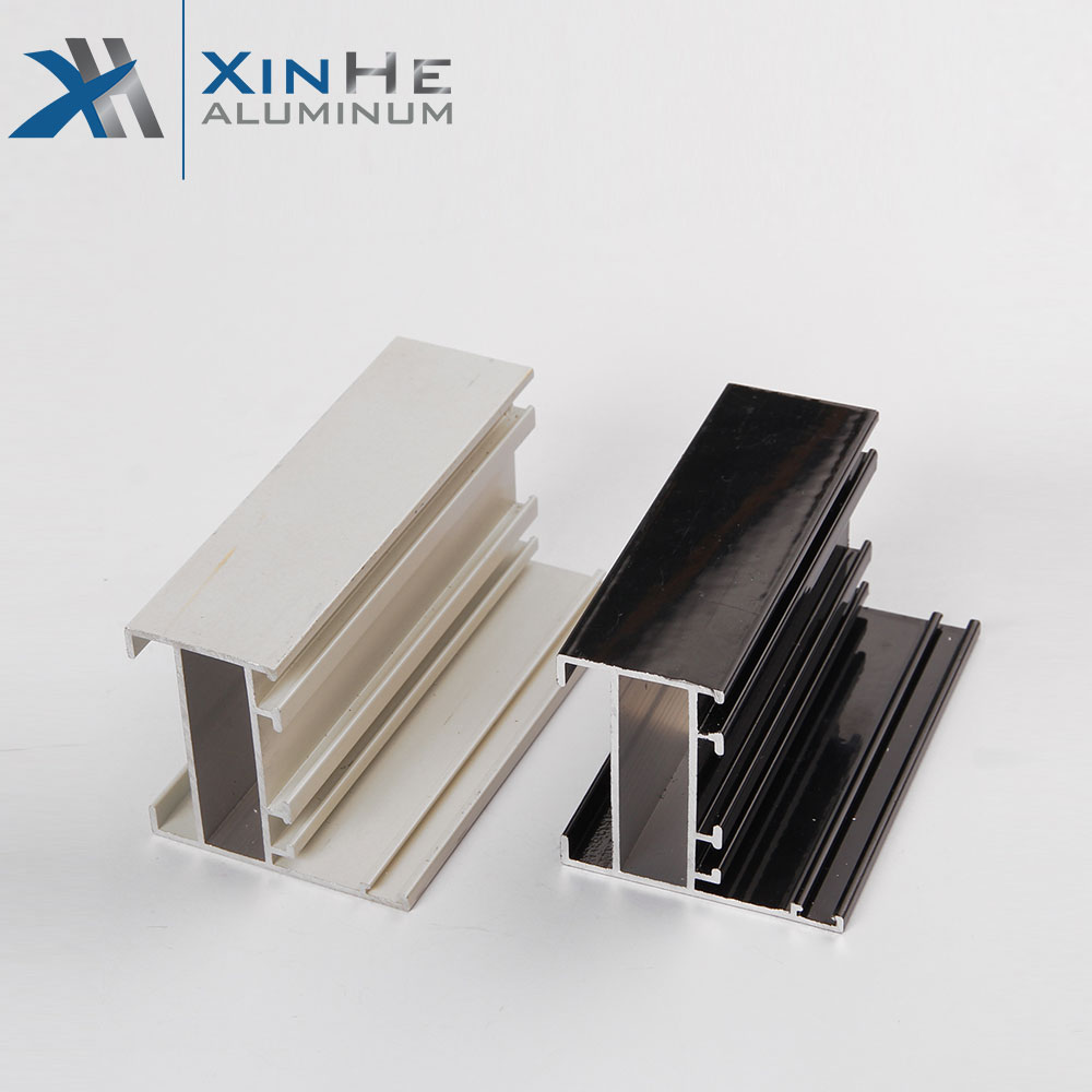 6063 T5 aluminium sliding and casement window profile <strong>aluminum</strong> window frames for Ethiopia