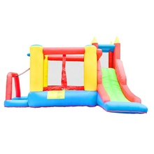Combo Jumping Castle Inflatable Bouncer with Slide in Guangzhou