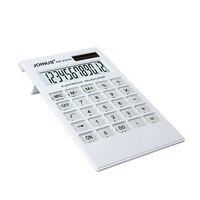 Wholesale Joinus Gift Office Tools Business Stationery Fractions Desktop 12 Digits Solar Calculator For Student