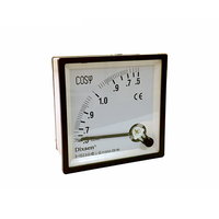 Analog Power Factor Cos Panel Meter Wenzhou Supplier