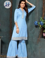 pakistani style gharara/Sarara/sharara suits with low price