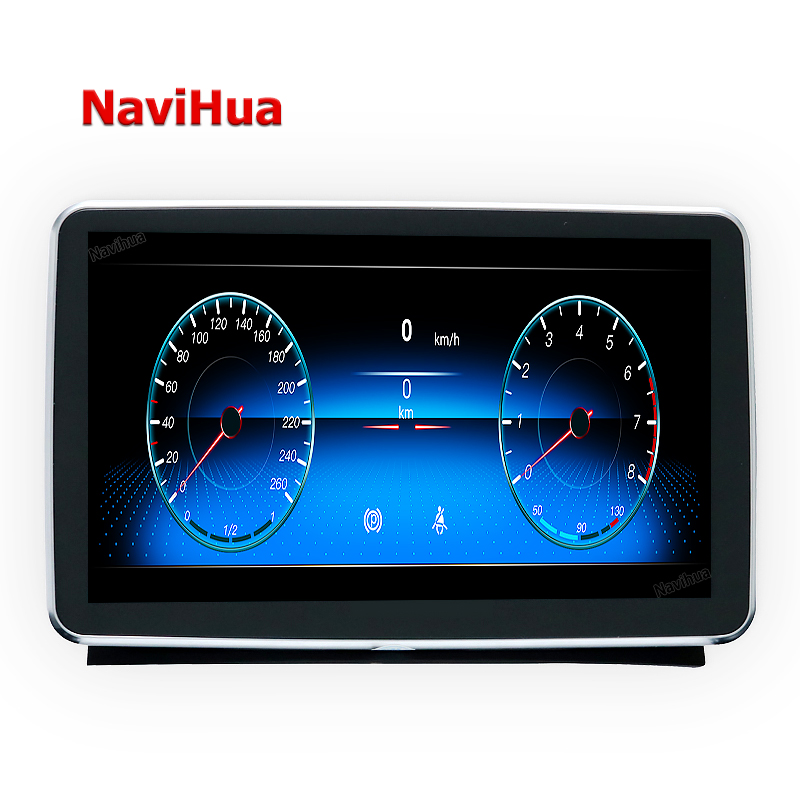 NaviHua <strong>Android</strong> 10.1 car gps stereo dvd player for Mercedes Benz ML <strong>W164</strong> ML350 ML430 ML450 ML500 2012-2015 Blu-ray HD Headunit
