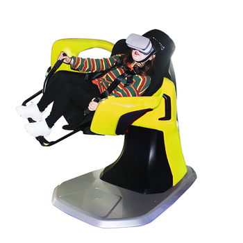 roller coaster simulator vr machine 360 degree VR rotating game machine with wireless glasses