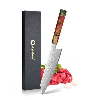 Amazon Hotsale Japanese Steel Damascus VG10 Kitchen Cooking Chef Knife