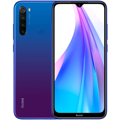 Wholesale and Dropshipping Xiaomi Redmi Note 8T 48MP Camera 3GB 32GB Global Official phone 6.3 inch MIUI <strong>10</strong> XIAOMI smartphone
