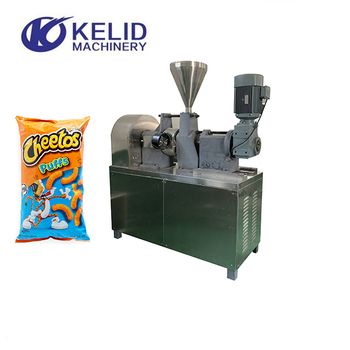 Automatic Kurkure Cheetos Snacks Production Machine