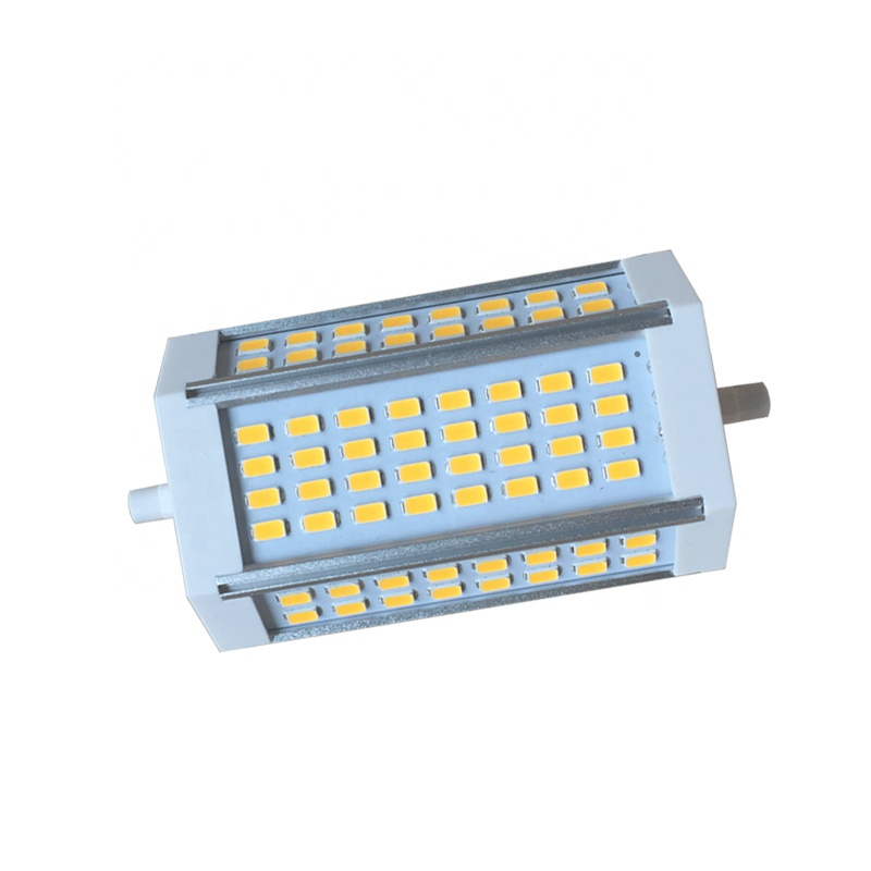 30w 118mm r7s led r7s 118mm 3000lm dimmable 110-130V/220-240V <strong>j118</strong> led 30w bulb light