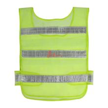 Traffic Work Construction Security Reflective <strong>Safety</strong> Mesh Vest