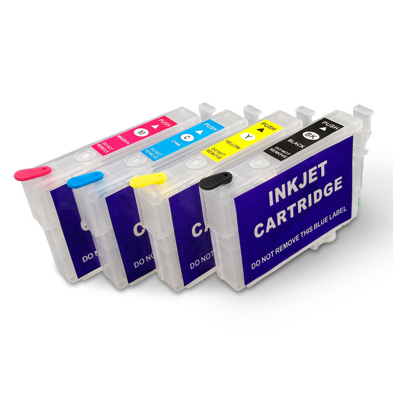 OCBESTJET Europe 603XL T603 Refill Ink Cartridge 603XL For Epson XP-2100 XP-2105 XP-3100 XP-3105 XP-4100 XP-4105 WF-2810 WF-2830