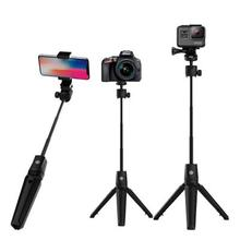 OEM Aluminum Alloy Bluetooth Selfie Stick Tripod with Remote Control for <strong>Mobile</strong> <strong>Phones</strong>
