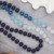 Matte Hand knotted 108 Mala Beads Necklace