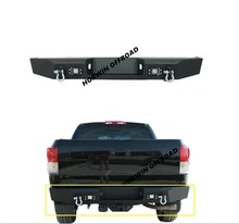 Hot sale steel bumper guard rear bumper for Tundra 2007-2017 <strong>W</strong>/ light