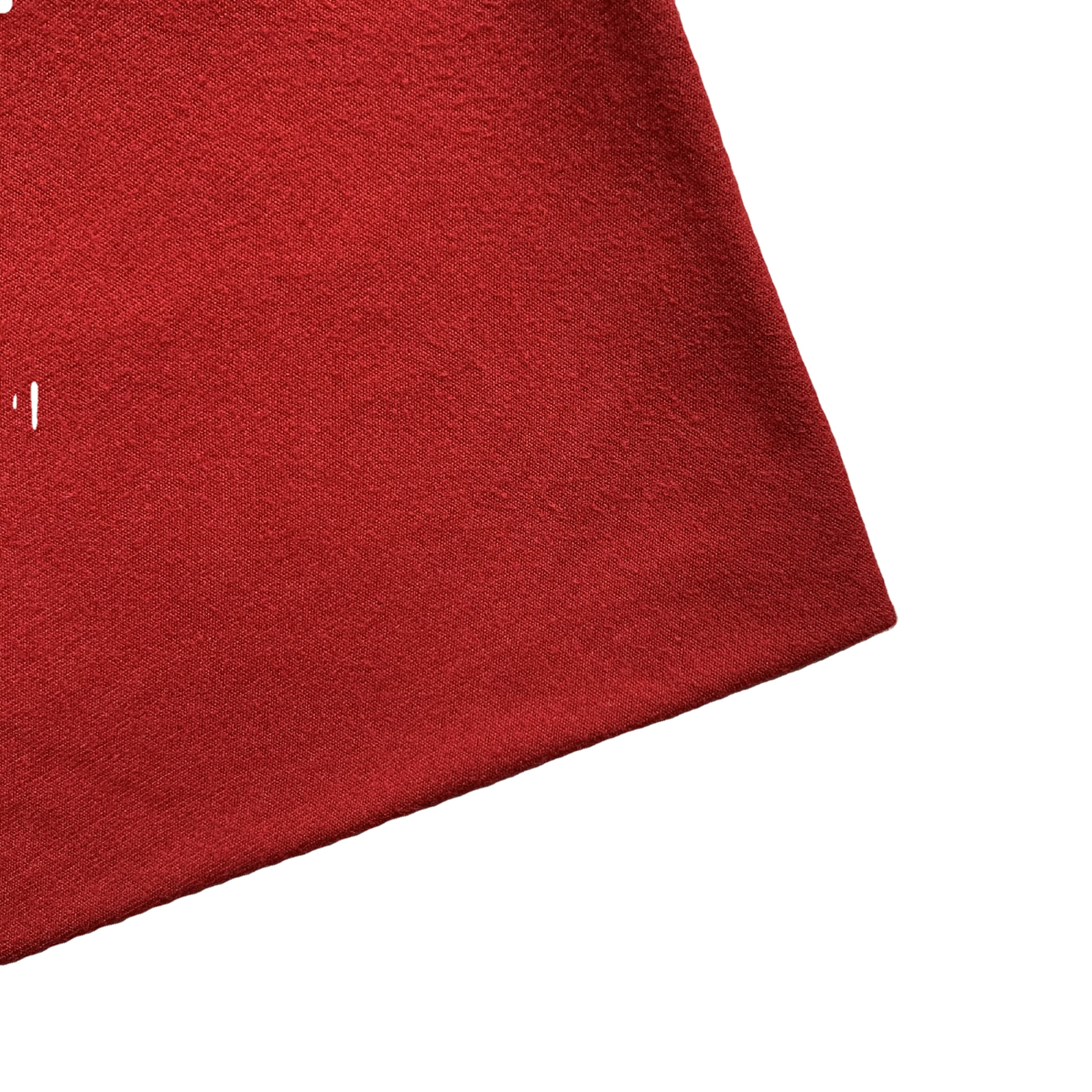 2020 Great <strong>material</strong> hot selling cheap rose madder polyester knit jersey dty brush fabric