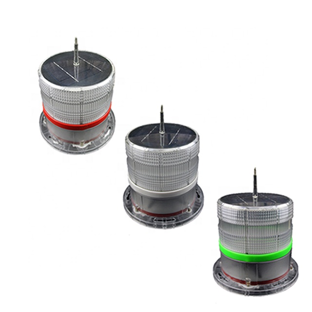 Factory direct IP68 Solar marine lantern navigation light