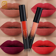Make Your Own OEM Custom Brand Name Lipgloss Private Label Organic Matte Lip Gloss