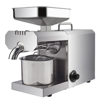 Food grade stainless steel seed coconut automatic mustard oil machine for sale in sri lanka