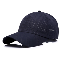 OEM High Quality Fashion Sports Man <strong>Caps</strong> Hat Baseball Mesh <strong>Cap</strong>