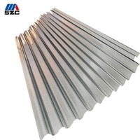 Cheap galvanized coated wave type corrugated stainless steel sheet roof tiles