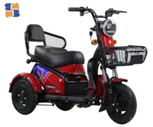 Mobility electric vehicle MB-BD1 3 wheel Electric Tricycle for Disable /Motorized tricycle/Electric rickshaw