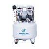 1Hp Noiseless Oil Free Dental Air Compressor For Clinical Laboratories