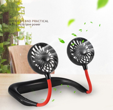 The 2 generation Hands free Portable USB Battery Rechargeable Mini <strong>Fan</strong> Headphone Design Wearable Neckband <strong>Fan</strong> Necklace <strong>Fan</strong>