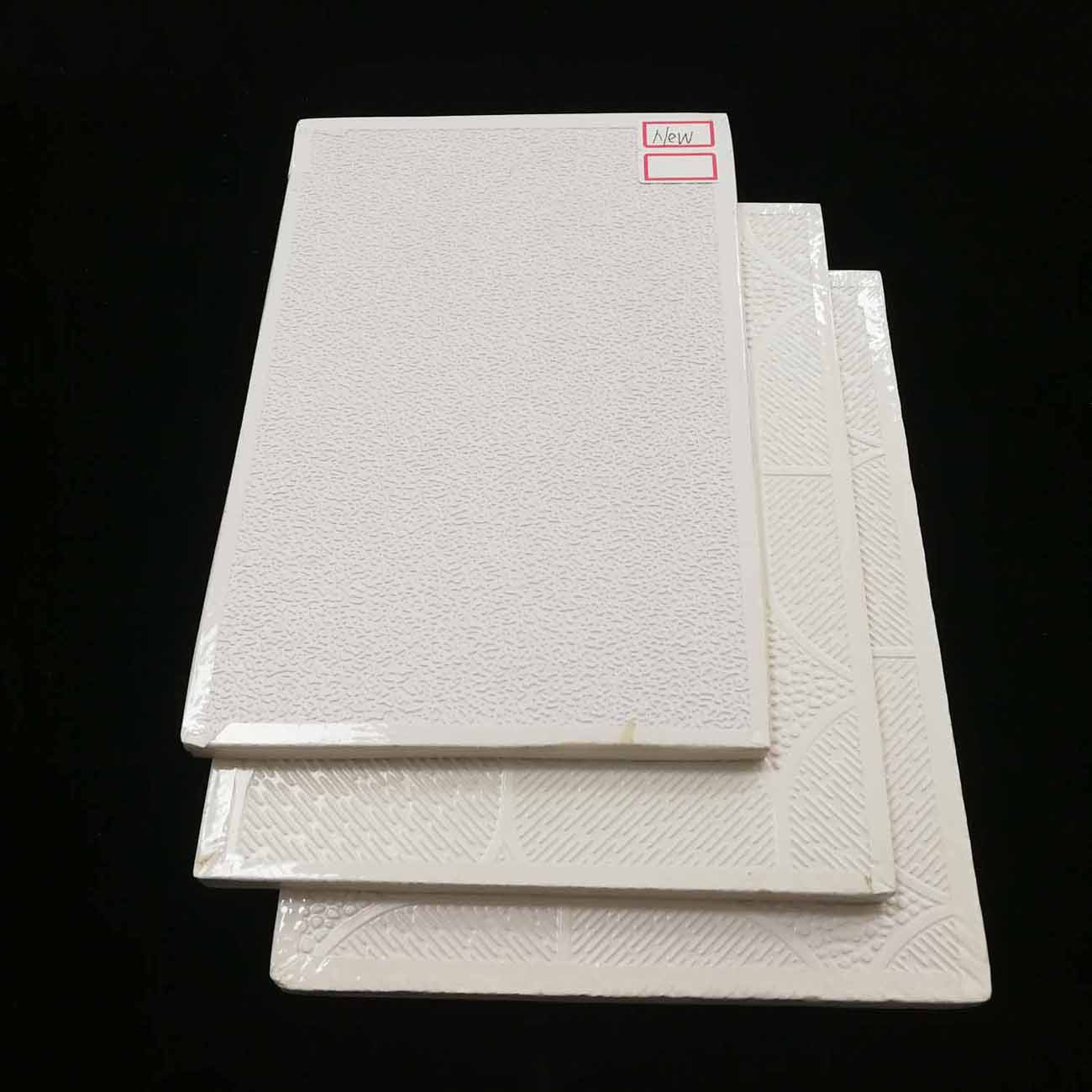 Multiple Specifications High Quality PVC Plastic Drop Perforated Plasterboard Fireproof Acoustic Ceiling Tiles