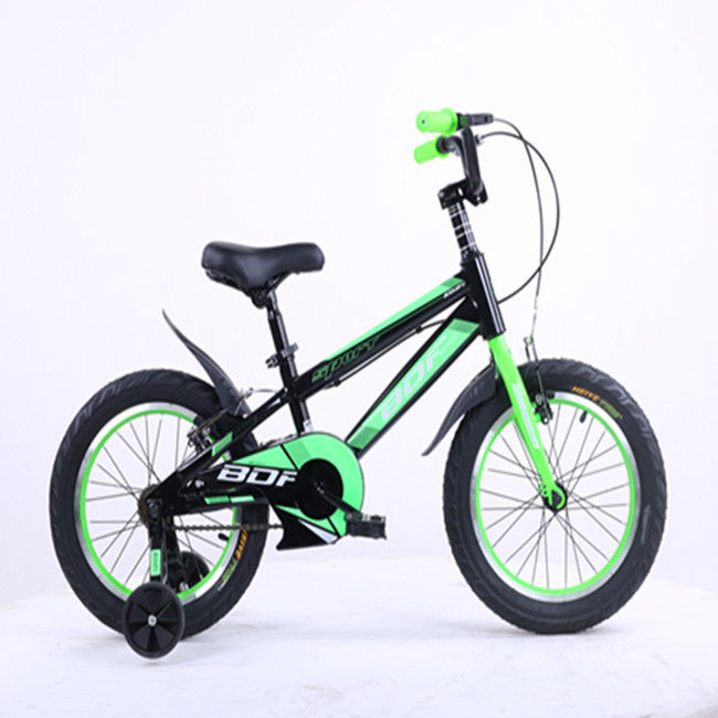 China factory suppliers wholesale kids bike two wheels child bicycle with training wheels