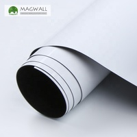 Magwall double-layer soft magnetic whiteboard high quality dust-free self-adhesive board
