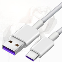 USB-A to Type-C Charge Cord USB Type C Cable 5A Fast Charging for Samsung Galaxy
