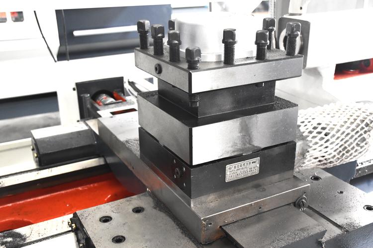 CAK6150  Horizontal Flat Bed Hard Rail CNC Lathe Machine