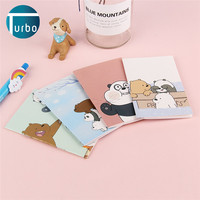 Best price free sample cute stationery planner notebook 2020 newest design school writing mini note book gift sets for children