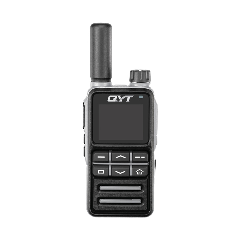 Portable QYT <strong>Q10</strong> 4G sim card two way radio with color screen network POC