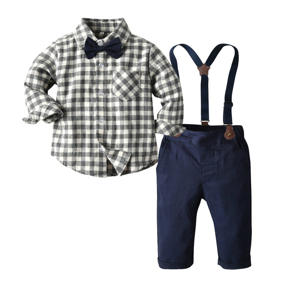 boys boutique set Boys Shirt Pants suit