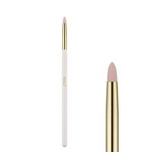 Beili Single Premium Small tip straight wire concealer <strong>brush</strong> Pink Fashion Makeup <strong>Brush</strong> private label lip <strong>brush</strong>