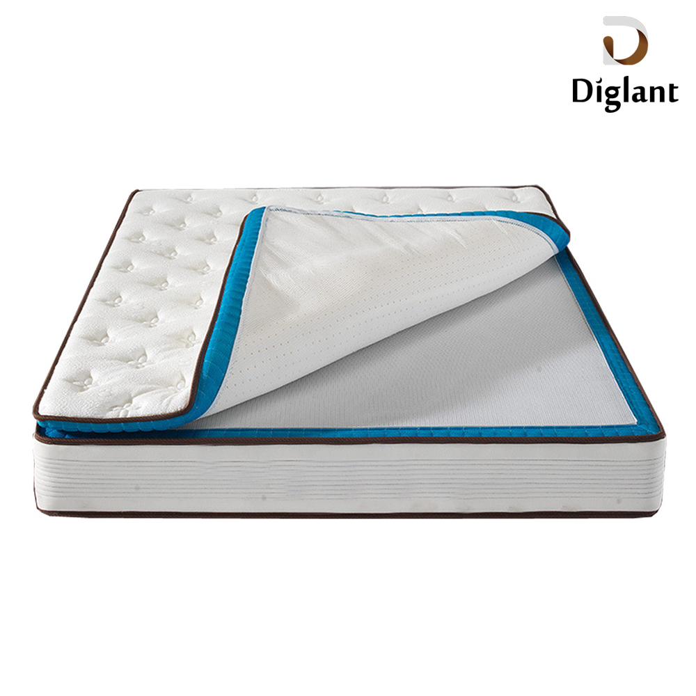 DM-AP063 Diglant furniture Latest Double Single Bed Fabric Memory Foam double usage foam mattress - Jozy Mattress | Jozy.net