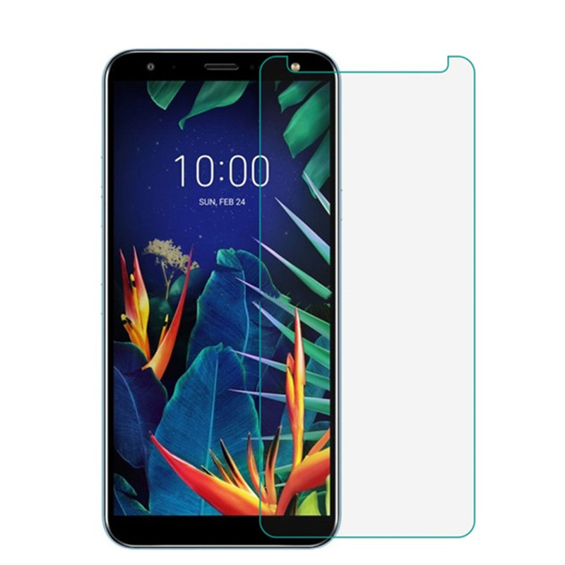 Mobile Cell <strong>Phone</strong> HD 2.5D 9H Clear Tempered Glass For LG K30 2019 K20 <strong>W10</strong> W30 K50s K40s V50 V40 ThinQ G8X ThinQ