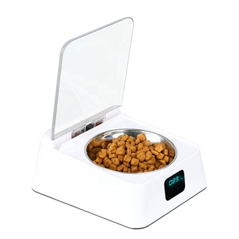 Infrared sensor automatic pet bowl