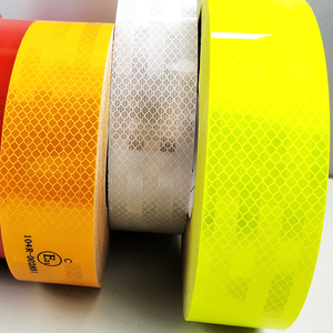 High quality visibility prism reflector roll sheeting tape for car