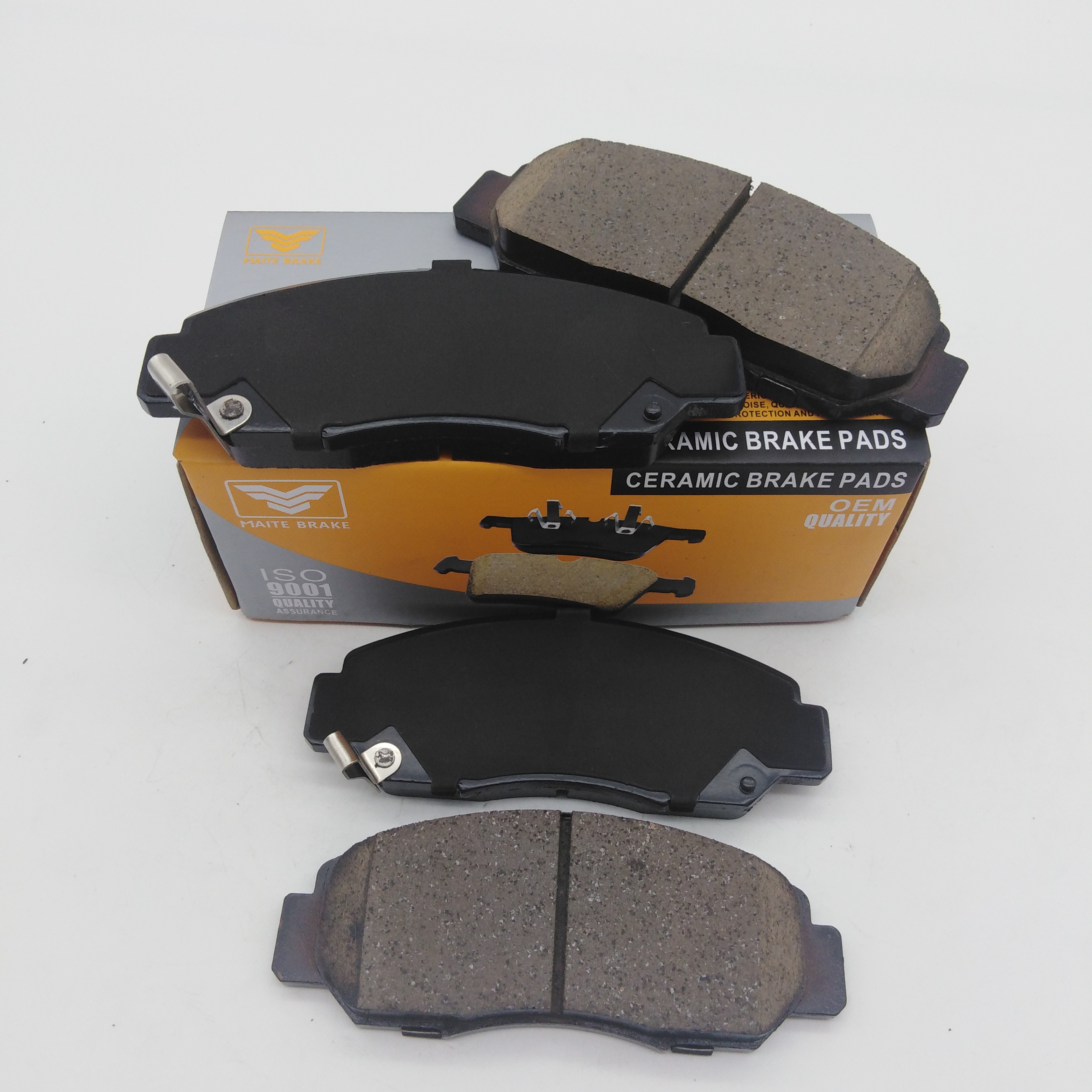 Car accessories for Honda Odyssey Stream Inspire Civic Accord auto brake parts fit front brake pad set D787 D959 D1608 D1276 <strong>D15</strong>