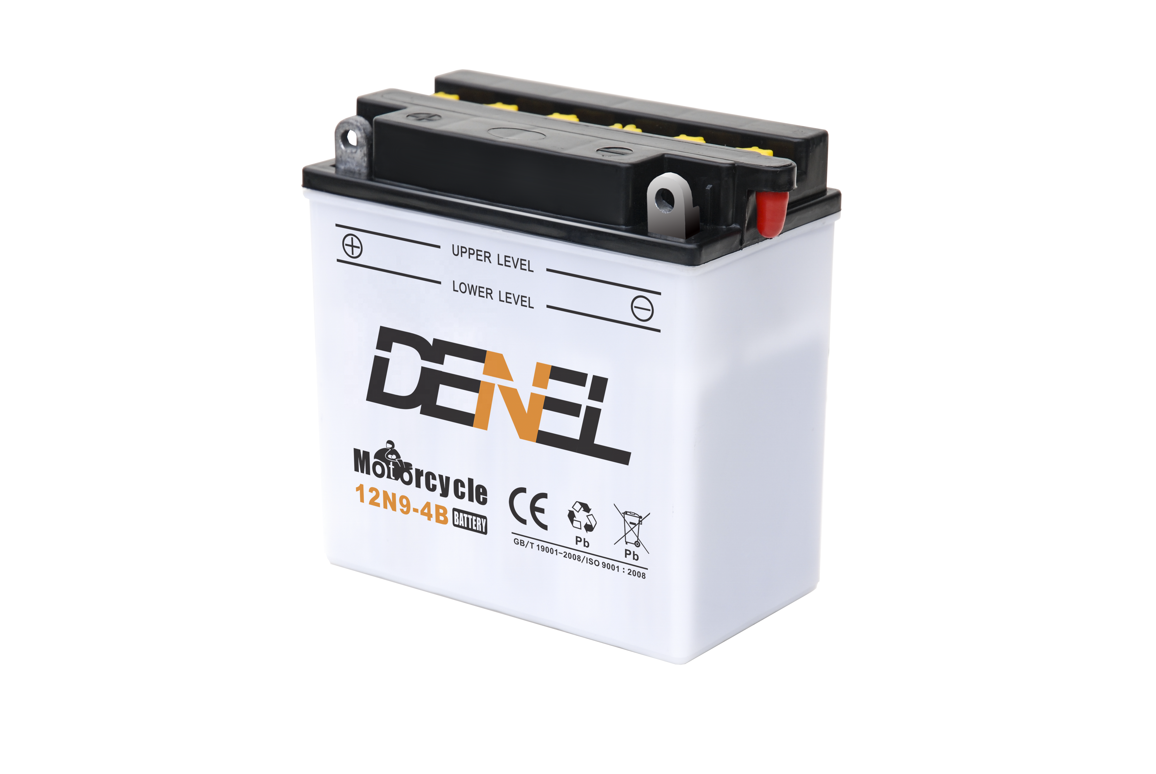 12N9-4B new lead acid battery for  motorcycle