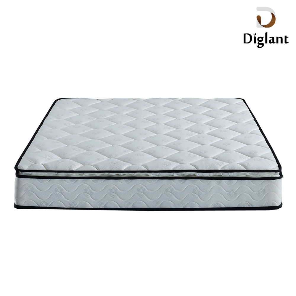 DM0113 Diglant Gel Memory Latest Double Fabric Foldable King Size Bed Pocket bedroom furniture spring craft mattress - Jozy Mattress | Jozy.net