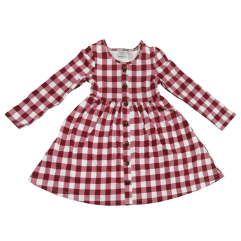 girls casual dress baby cotton frock design,girls boutique clothing autumn,girls stripes long sleeve girl dress