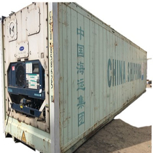 2010-2015 manufacturing 20ft/20HQ used reefer refrigerated food storage <strong>container</strong>