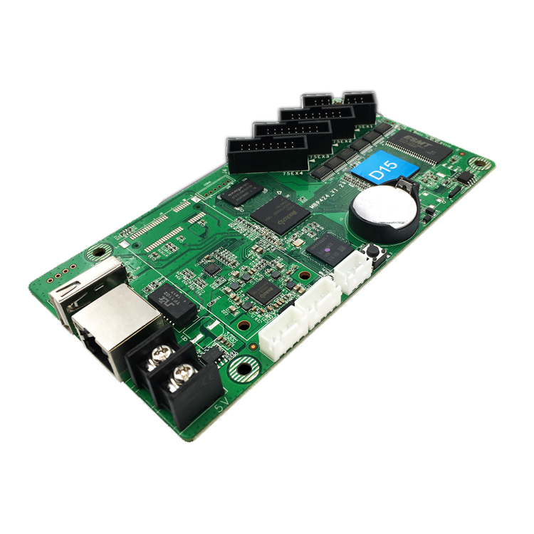 HD Asynchronous RGB Full Color Controller Card HD-D15 Use for P2 P2.5 P3 P4 P5 P6 P8 <strong>P10</strong> <strong>Led</strong> <strong>Display</strong> Screen
