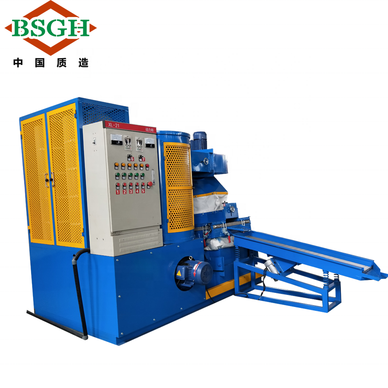 High Quality New Type <strong>D15</strong> Wasted Copper Cable Granulator Wire Crusher Recycling Machine Equipment On Sell