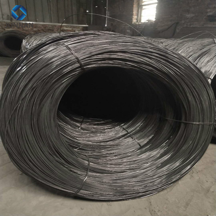 cold drawn low carbon steel wire for nail making <strong>Q195</strong> 3.5MM concrete nail