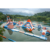 Hot sell inflatable ocean floating kids water park with EN15649 certification